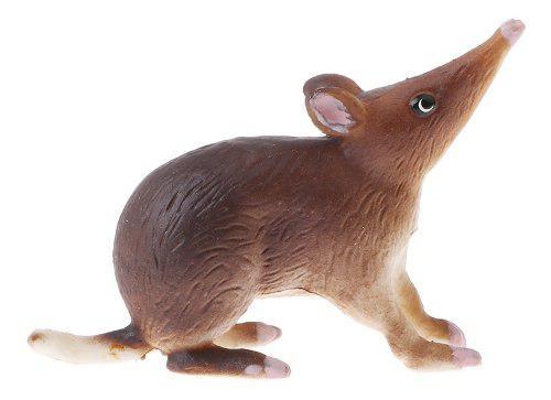 Juguete educativo intantil modelo animales en miniatura de