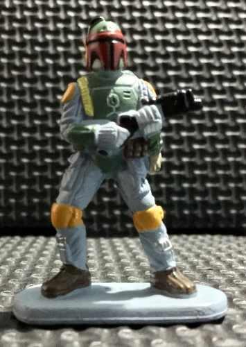 Star wars disney collectors pack miniatures boba fett