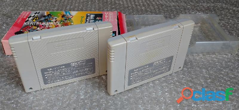 Juegos para Nintendo Super Famicom 2