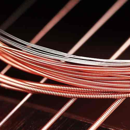 Accesorios para instrumentos musicales ytk cuerdas de guitar
