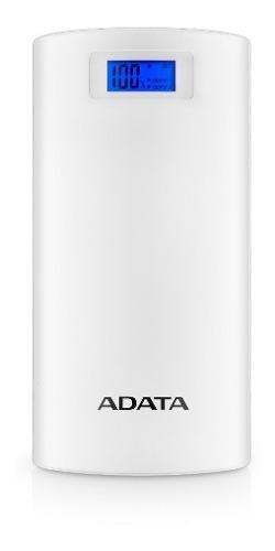 Adata power bank cargador portatil celular digital 20000mah