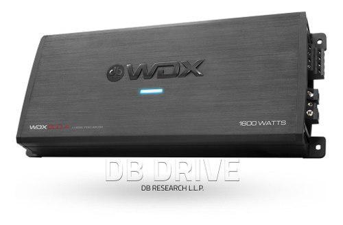 Amplificador 4 canales db drive wdx800.4 especial open show