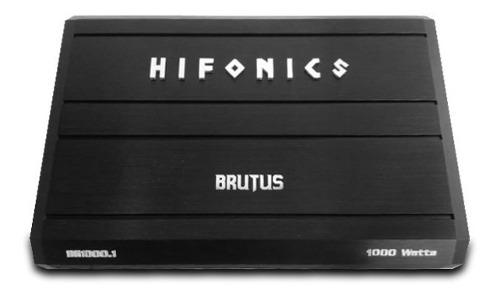 Amplificador hifonics br1000.1 clase ab 1000w monoblock