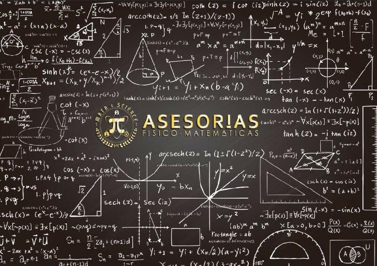 Asesorias fisica, matematicas e ingenierias en monterrey y