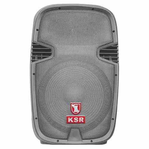 Bafle amplificador kaiser 15 pulg bluetooth msa-6515bt mitzu