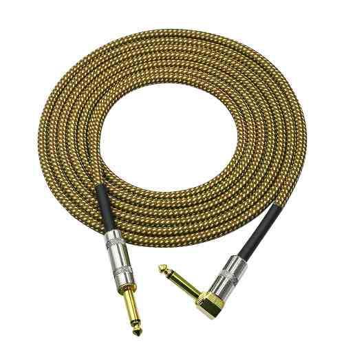 Cable de 5 metros / 16,4 pies para instrumentos musicales,