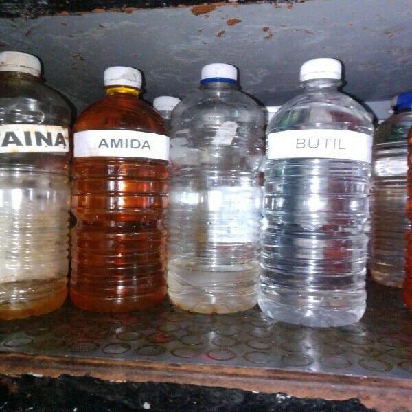 Capacitación de fabricación de productos de limpieza
