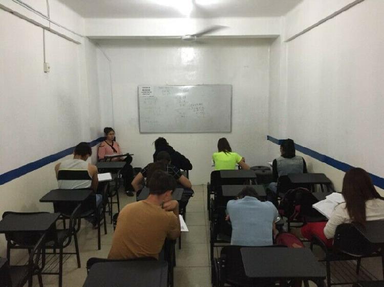 Curso de preparación para admisión al ceti (tecnólogo e