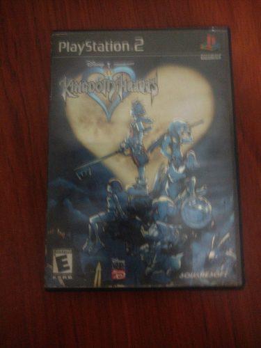 Juegos Kingdome Hearts 1 Y 2 Ps2