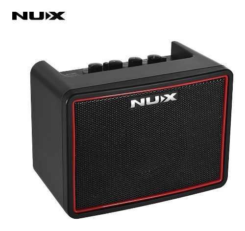 Nux mighty lite bt mini amplificador de guitarra eléctrica