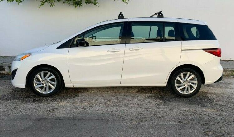 Solo hoy por viaje, bella mazda 5, modelo 2012, linea nueva,