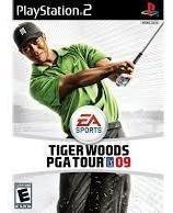 Tiger Woods Pga Tour 09 Juego De Deportes Y Carreras Por Ele
