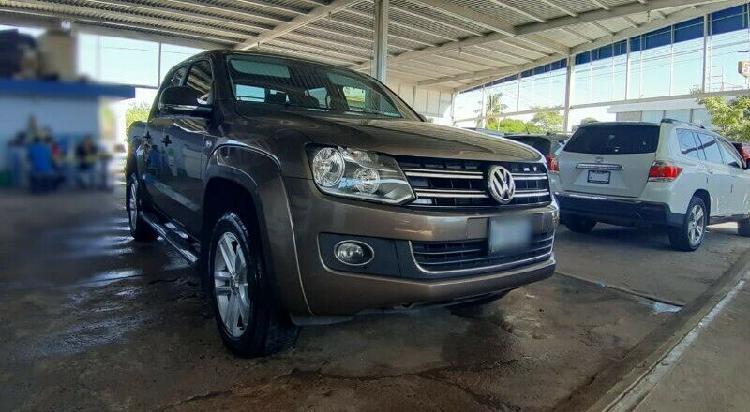 Volkswagen amarok 2017 highline 4motion at