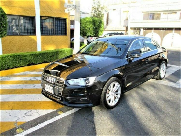 Audi a3 atraction plus s tronic 2016 quemacocos