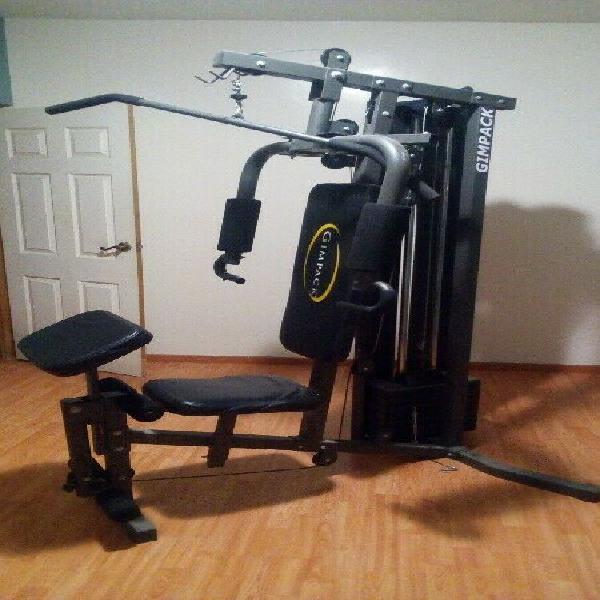 Ejercitador universal gympack