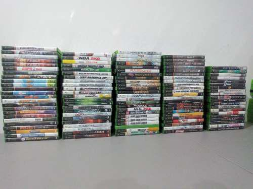 Juegos De Xbox Clásico Para Escoger