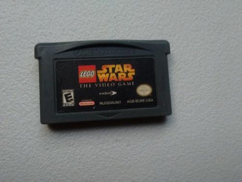 Lego star wars gba game boy advance