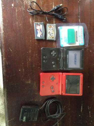 Lote gameboy advance sp