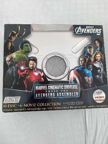 Marvel cinematic universe fase uno