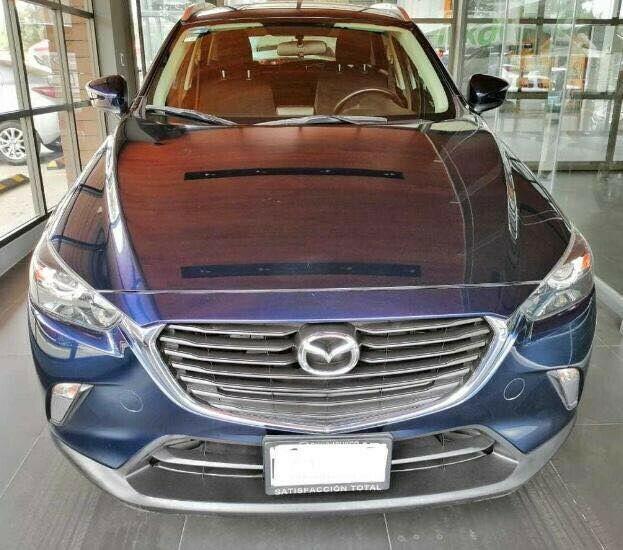 Mazda cx-3 2017 version i2.0l automática 4 cil única