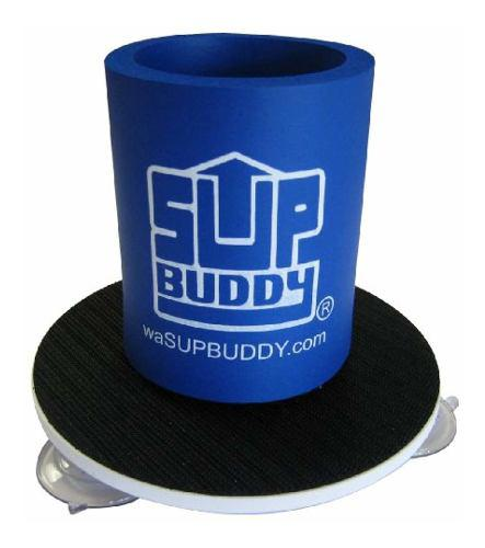 Sup buddy beverage koozie - hold most any