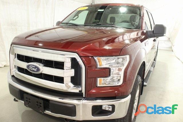 Ford lobo 2016 roja