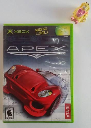 Apex xbox clásico garantizado!! completo!!:)