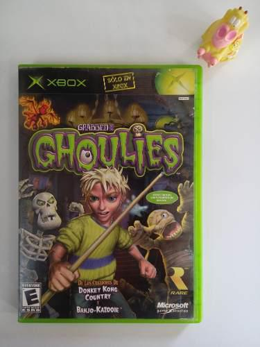 Grabbed by the ghoulies xbox clásico garantizado