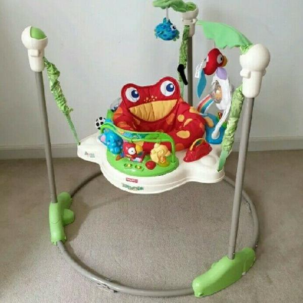Juguete jumperoo fisher price