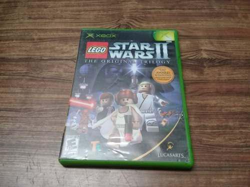 Lego star wars 2 para xbox clasico, checalo!!