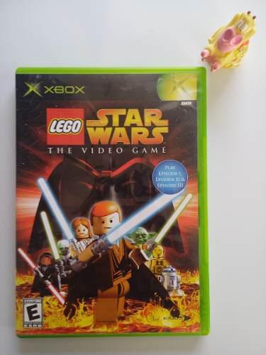 Lego star wars the videogame xbox clásico garantizado
