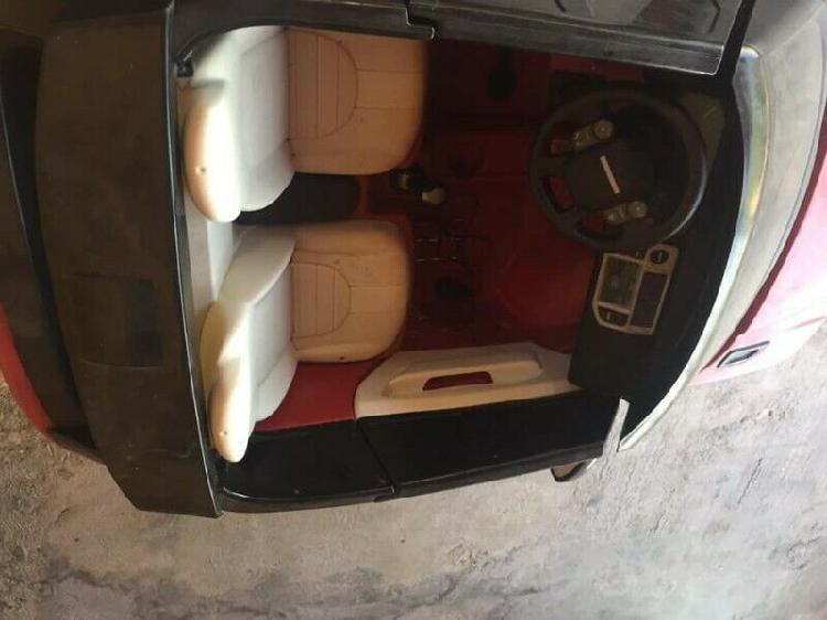 Vendo carrito eléctrico de 3 años en adelante