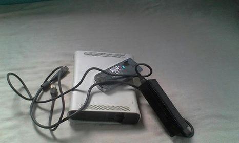 Xbox 360 clasico para refacciones