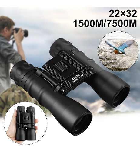 Archeer 22x32 visión nocturna plegable prismáticos