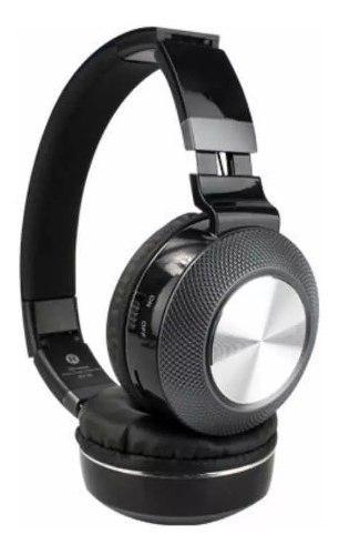 Audífonos bluetooth recargables moreka diadema radio fm sd