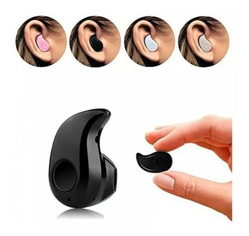 Mini manos libres audífono smart bluetooh (una