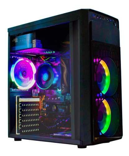 Pc cpu gamer xtreme intel i5 8400 8gb 1tb hd graphics 630