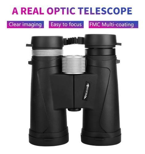 Zoom día visión nocturna viaje al aire libre binoculares