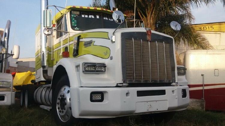 Kenworth t600 tracto camion motor cumins 315 caballos