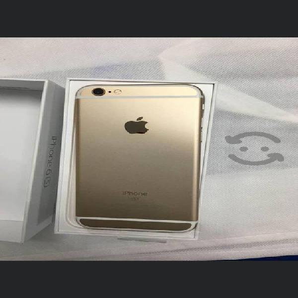 Iphone 6s 64gb libre como nuevo v/c