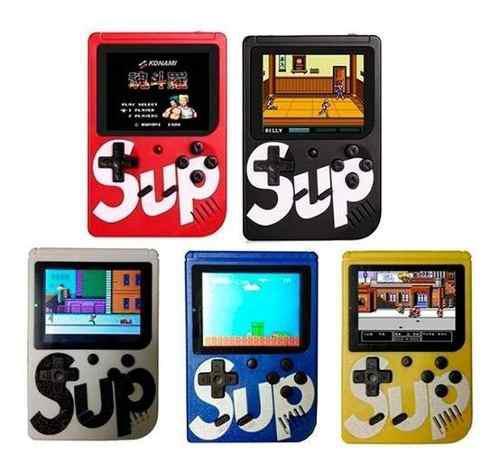 Mayoreo consolas sup tipo game boy 400 juegos (5 piezas)