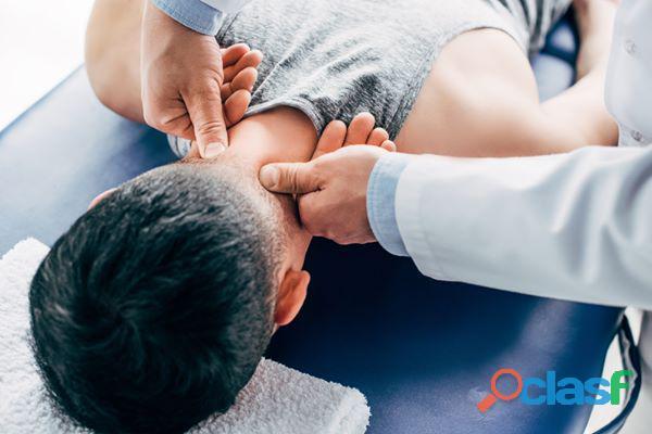 Masaje para dolor de cuello y espalda guadalajara