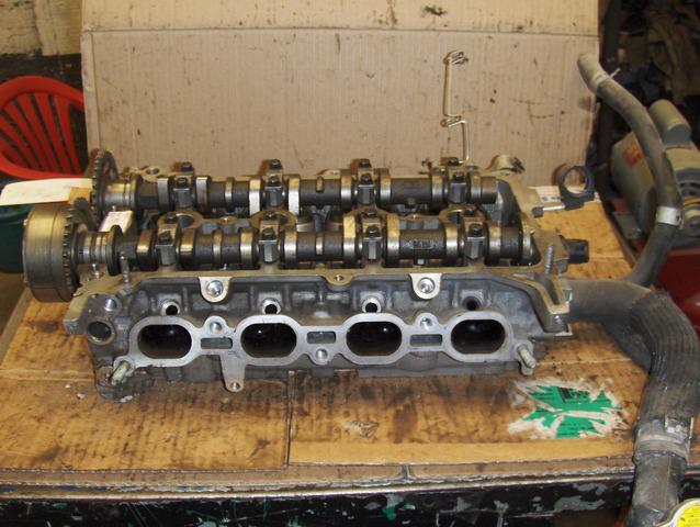 Cabezas de motor listas para instalar