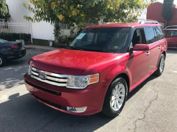 Ford flex fuel 2012""""""