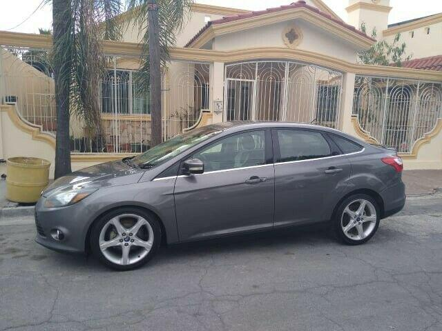 Ford focus titanium 2012 con tecnologia my ford touch