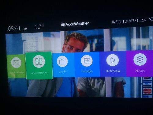 Television hisense 50 pul 4k smart tv h6 series led lcd tv