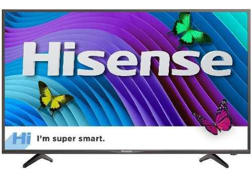 Tv hisense 43 pulgadas 1080p full hd smart tv led 43h5d