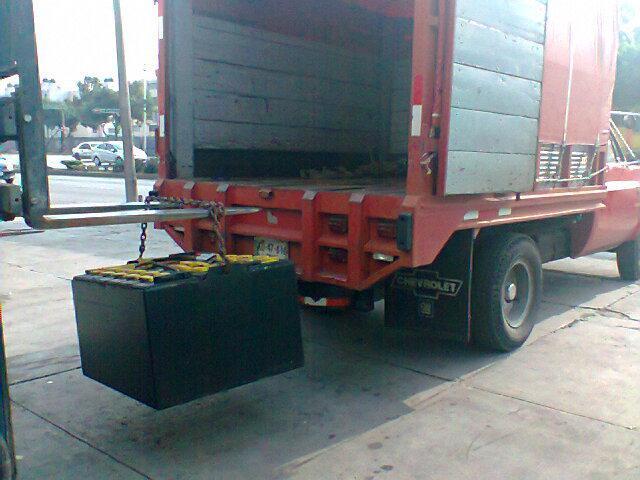 Fletes y acarreos de carga en general