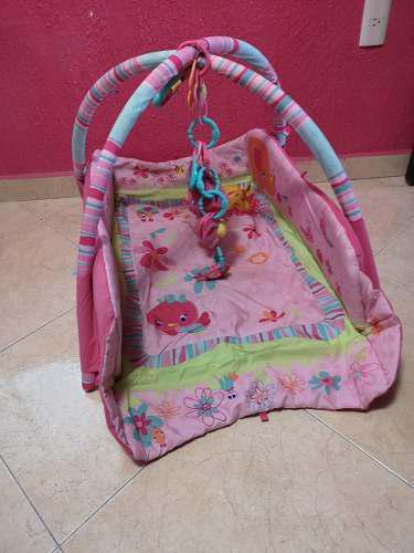 Gimnasio para bebé con accesorios incluidos. seminuevo!!