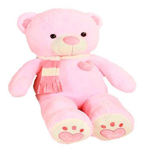 Lindo peluche oso juguete 3 colores gigante regalo 100cm